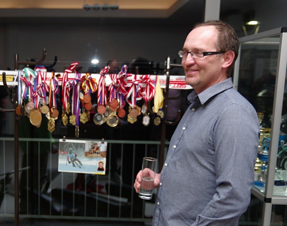 Syn Miloše Tribuly Martin vybojoval řadu titulů mistra republiky i světového šampióna.