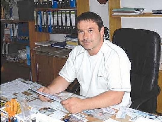 VOJTĚCH ŠPINLER je starostou obce na česko–polském pomezí.