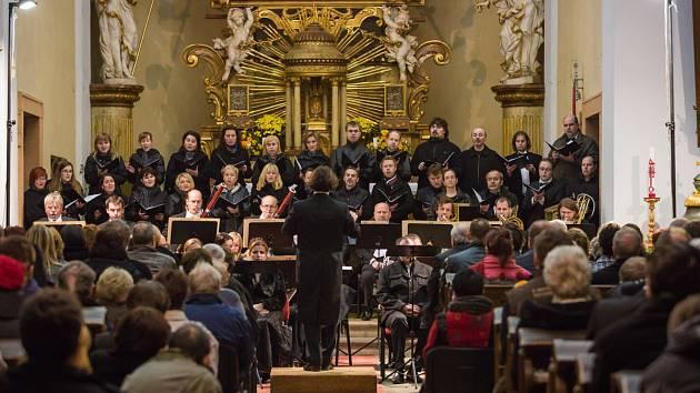 Mozartovo Requiem v kostele svatého Václava v Dobrušce