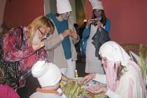 Pohádkové říši v Potštejně kraloval vodník i bílá paní. Výtěžek z akce, která se možná stane tradicí, byl věnován na aktivity dětí s postižením