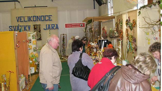 10. ročník častolovické výstavy Velikonoce - svátky jara.