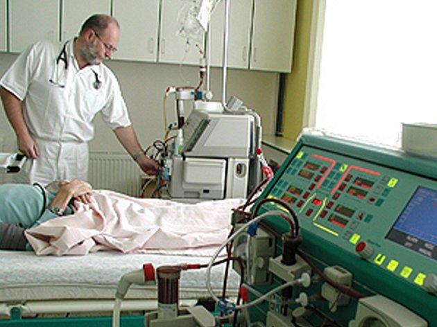 Dialyzační středisko v Rychnově