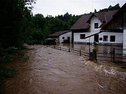 Region spláchla velká voda