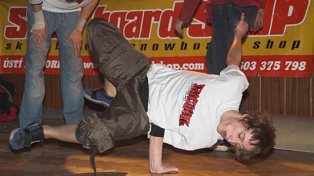 Breakdance na Festiválku