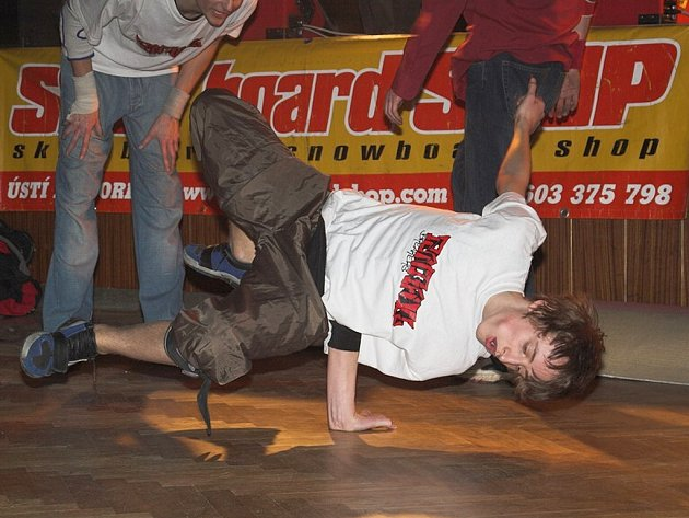 Breakdance na Festiválku