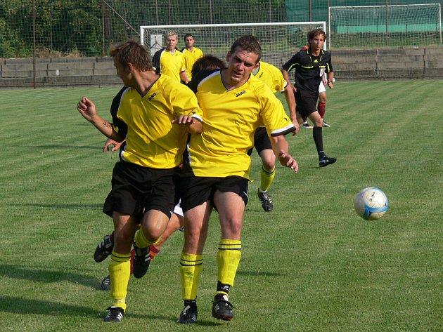 Pohárové derby v Opočně skončilo těsným vítězstvím Přepych.