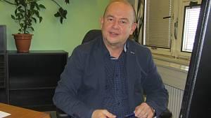 Nový ředitel rychnovské nemocnice Luboš Mottl.