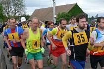 Dvě sportovní akce uspořádal o víkendu Tri Club Dobruška ve spolupráci s SDH Mělčany.
