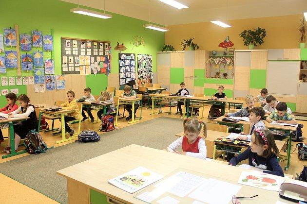 Základní škola Častolovice - 1.třída.