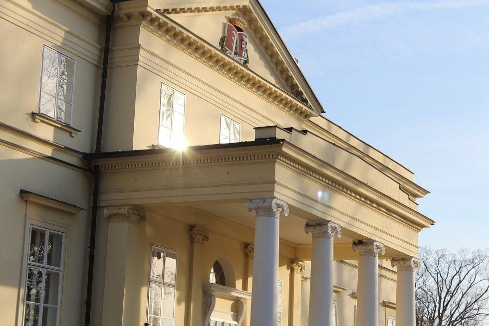 Nový zámek v Kostelci nad Orlicí