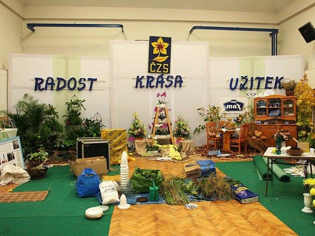Zahrada východních Čech.