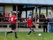 Okresní přebor II. třídy ve fotbale: Ohnišov - Petrovice.