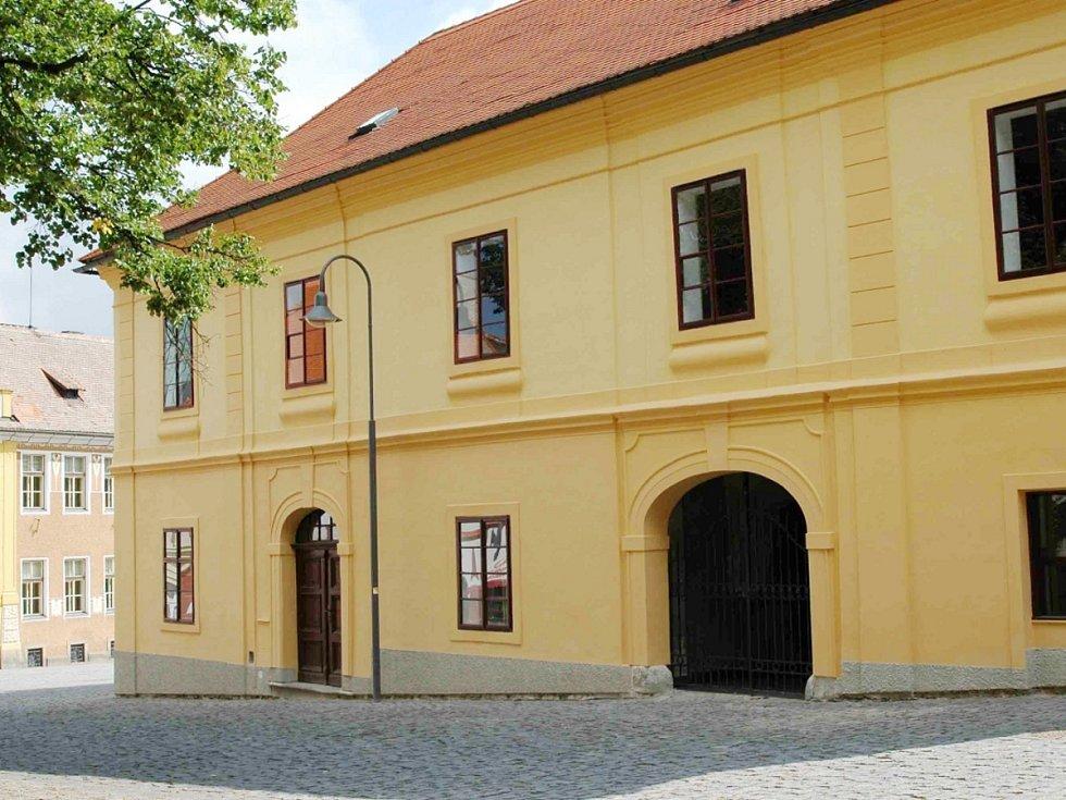 Budova bývalého soudu Opočno