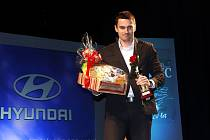 Mistr světa. Jezdec továrního týmu Škoda motorsport Jan Kopecký z Kostelce nad Orlicí se v roce 2018 stal mistrem světa v kategorii WRC2. Díky tomu vyhrál hlavní anketu.