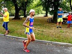 Rychnovský maraton se stal kořistí Pavla Sedláka.