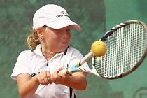 Tenistka Natálie Jindrová