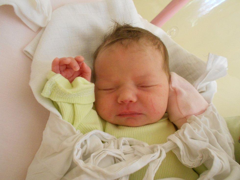 Tereza Pfeiferová se narodila v rychnovské porodnici 26. října v 8.58 hod., měřila 49 cm a vážila 2940 g. Příchodem na svět potěšila rodiče Petru Nosálovou a Pavla Pfeifera z Rychnova nad Kněžnou a radost má i sestřička Aneta. Tatínek u porodu nechyběl.