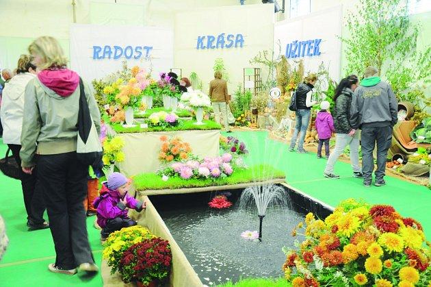 Na tradiční akci se přišlo podívat a nakoupit předměty k zahradničení několik tisíc lidí.