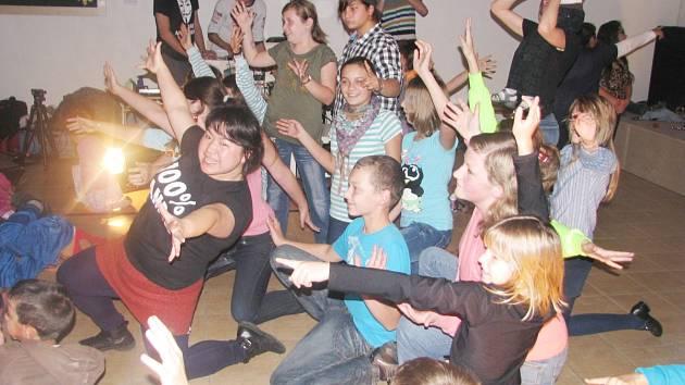 Vystoupení integračního centra kostelecké základní školy