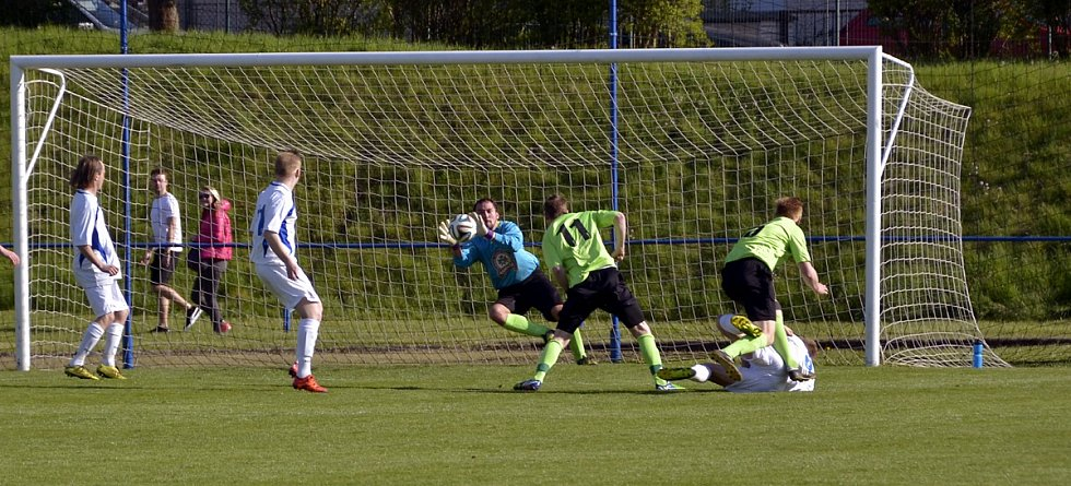 Kostelec v derby s Dobruškou bral bonusový bod.