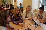 Pořádně perný den zažili školáci i rodiče na Základní škole Masarykova v Rychnově.