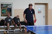 Sportovní hry seniorů Královéhradeckého kraje v Borohrádku.