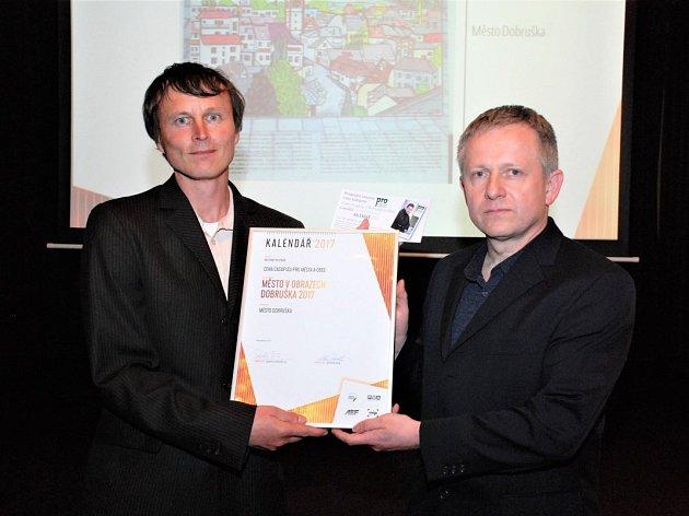 """""""Město vobrazech – Dobruška 2017""""."""