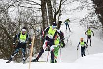 35. ročníku Orlického maratonu se zúčastnilo 733 závodníků.