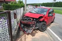 Dopravní nehoda Přepychy