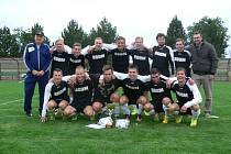 Fotbalisté SK Přepychy triumfovali v letošním ročníku Poháru OFS.