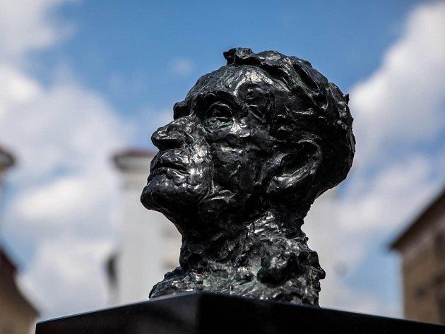 Malíř Kupka se symbolicky vrátil do rodného kraje