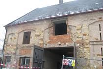 Začalo se s výstavbou muzea