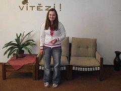 PRVNÍ ZLATOU MEDAILI získala Nikola Mazurová ve svých devíti letech, když vyhrála mistrovství ČR ve sportovní střelbě