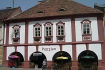 Restaurace a penzion Podloubí č. 15