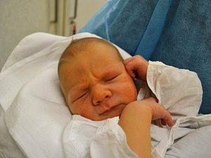 ADAM ZIMA  se narodil 10. března ve 12:16 mamince Denise Diblíkové a tatínkovi Jaromírovi Zimovi z Dobrušky. Chlapeček vážil 3610 gramů a měřil 52 cm. Tatínek zvládl porod na jedničku a byl oboum velkou oporou. Maminka se synem se už těšili za ním.