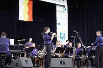 Festival patřil týnišťskému big bandu