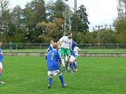 Okresní přebor III. třídy ve fotbale: Dobruška B - Slatina.