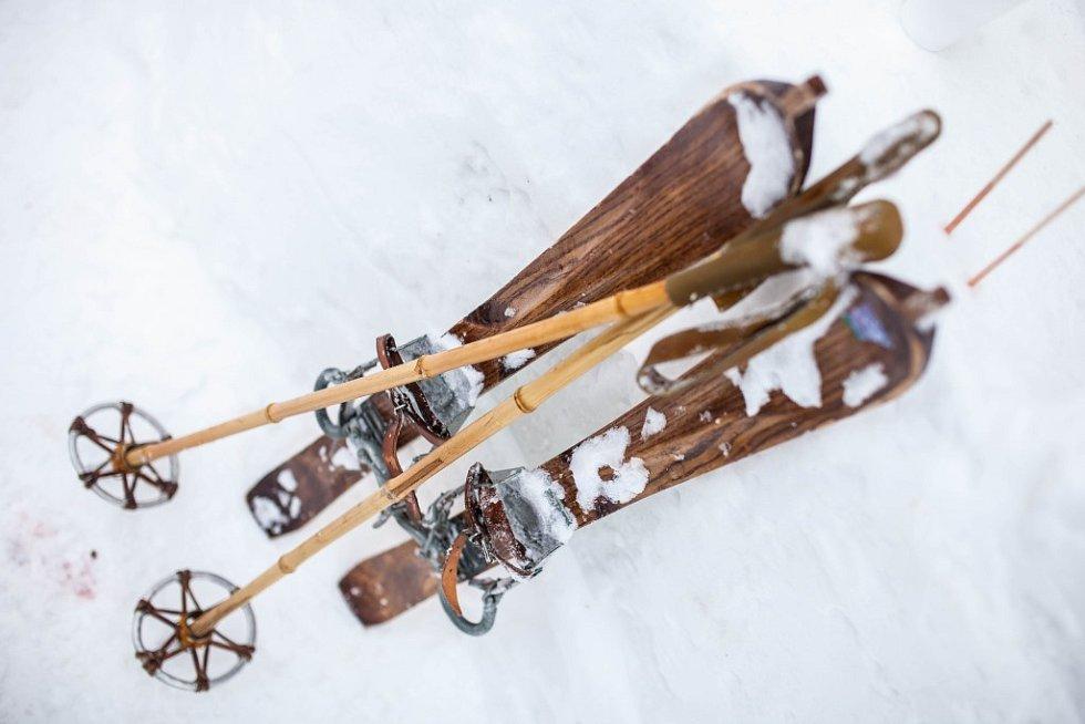 Mezinárodní mistrovství České republiky v historickém lyžování 2017