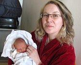 ADAM VANČURA přišel na svět 4. března 2017 v 3.41. Pro rodiče Karlu a Lukáše z Rychnova jde o prvního potomka. Adam měl míry 2 560 g a 47 cm. Táta prý u porodu zvládal vše skvěle.