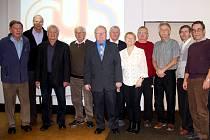 GALERIE OCENĚNÝCH zasloužilých funkcionářů okresu, kteří přispěli k rozvoji tělovýchovy a sportu na Rychnovsku.