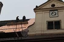 Zámek v Doudlebách nad Orlicí. Foto: Deník/Jana Kotalová