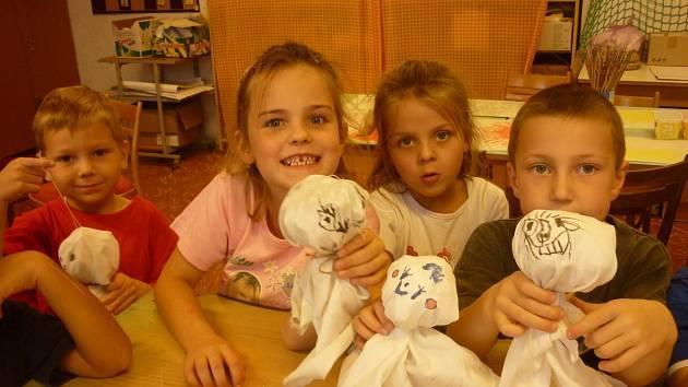 Týden plný strašidel v Domě dětí a mládeže v Týništi nad Orlicí