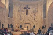 Svatohubertská mše v Neratově