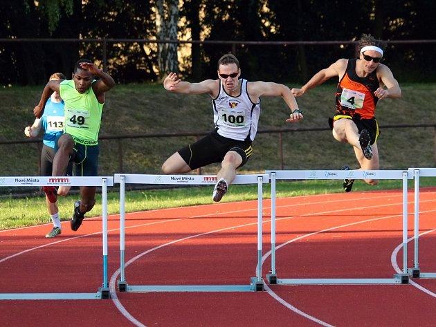 ATLETICKÝ MÍTINK v Novém Městě nad Metují nabídne divákům bohatý program s kvalitní účastí závodníků.