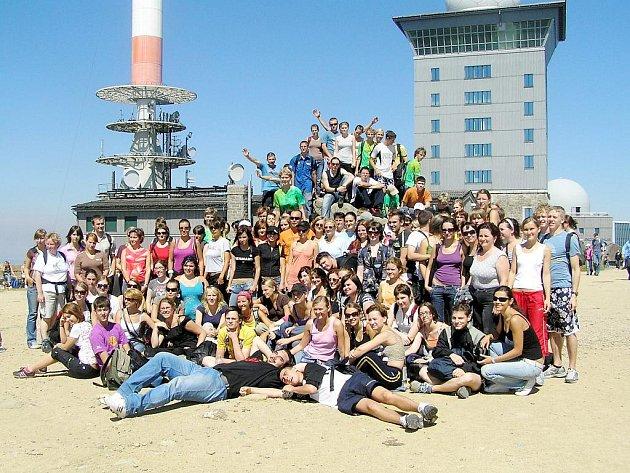 V německém Schierke se již podeváté uskuteční mezinárodní kemp mládeže.
