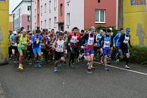 Běžecký závod Týnišťská desítka.