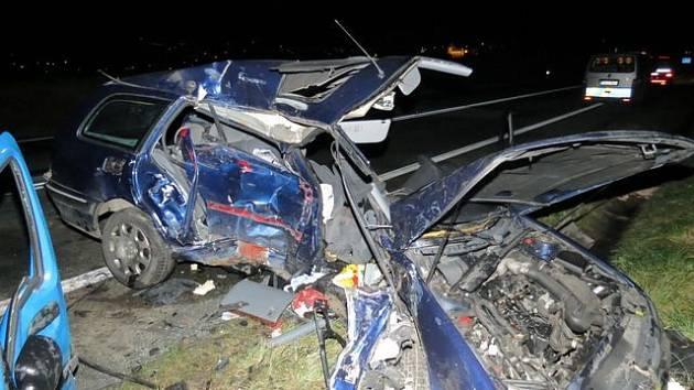 Tragická dopravní nehoda