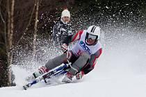 ČESKÁ JEDNIČKA. Pavel Čiháček z TJ Sokol Deštné v Orlických horách bude chtít navázat na dva předešlé světové šampionáty, na kterých získal celkem šest zlatých medailí.