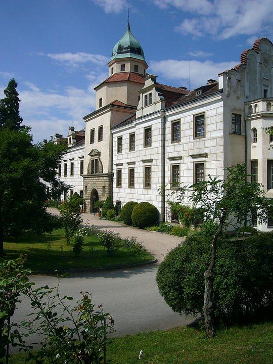 Zámek Častolovice - Ilustrační foto