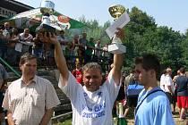 TRIUMF. Minulé dva ročníky Vršovan cupu vyhrálo Miláno Jaroměř. Podaří se jim završit vítězný hattrick?